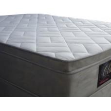 Cama  Box Casal  1,38 x 1,88 x 28 Classic molas ensacadas