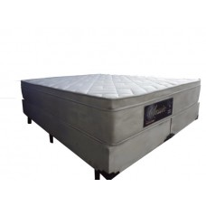 Cama Box king 1,93 x 2,03 x 28 molas ensacadas Classic